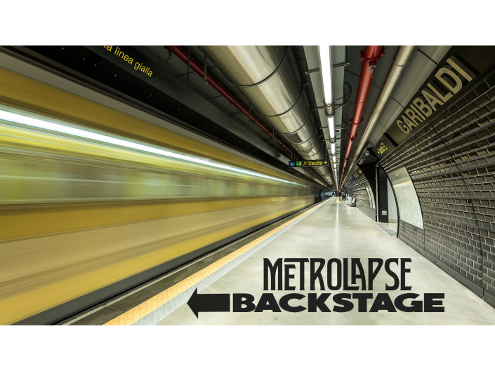 Metrolapse - Backstage